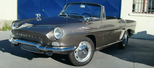 Renault Caravelle 1962