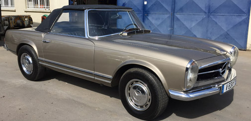 Mercedes Pagode W113 280 SL